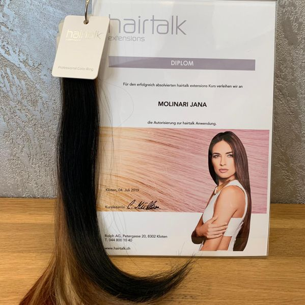 Hairtalk Extensions, 04.07.19 - Coiffure Birrer